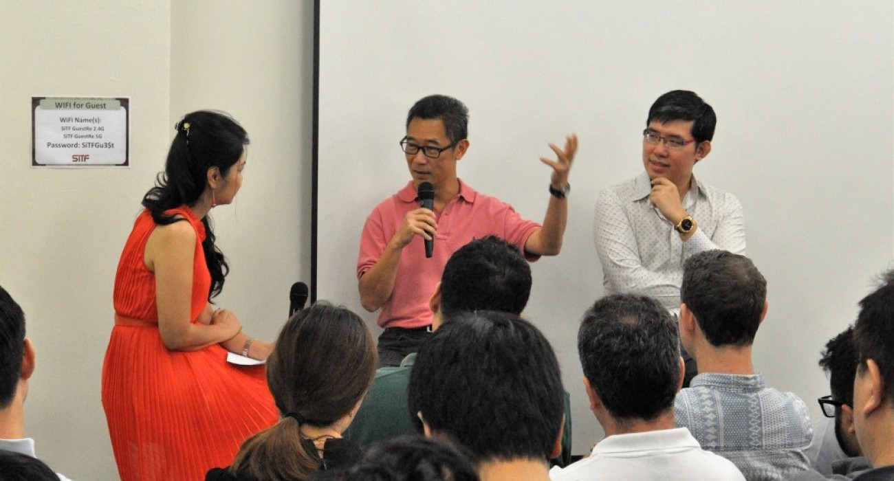 TNF-Talk: How can Singapore Start-ups get into the China market and survive?